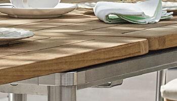 garden tables garpa. Black Bedroom Furniture Sets. Home Design Ideas