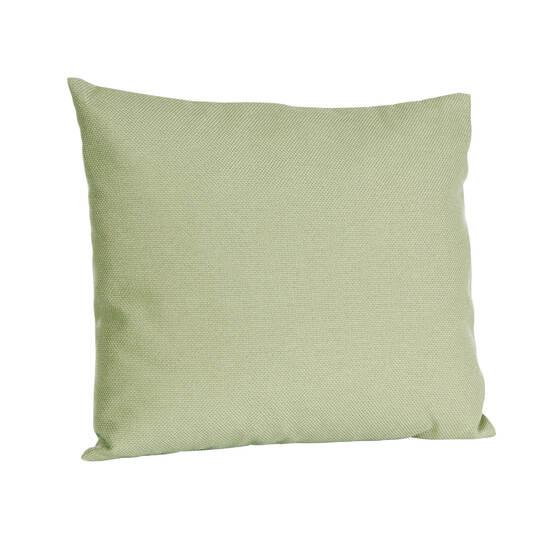 Cardamom Feather Throw Pillow Garpa