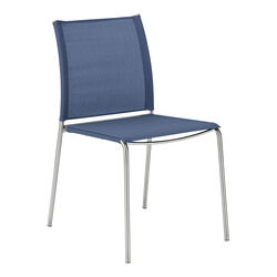 Porto Chair, Midnight Blue