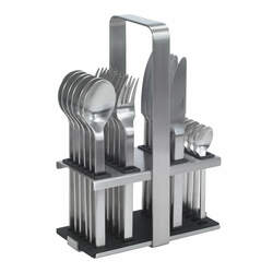 Silverware and Holder Set (24 pcs.)