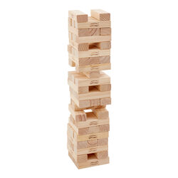 Summer game Jenga