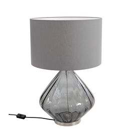 Vetro Table Lamp with light source