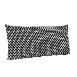 Feather Cushion 60 x 30 Rombo Marine/White