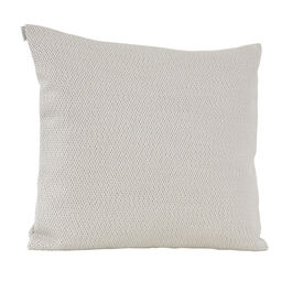 Feather Cushion 50 x 45 Woven Sand