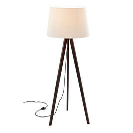 Trivet Floor Lamp with light source