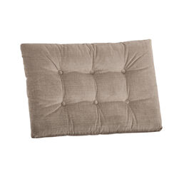 "Hyde Decorative Cushion quilted, design ""Macadamia"""