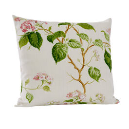 Feather Cushion 50 x 45 Hortensia Rosy Pink