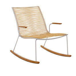 Pan Rocking Chair Brown