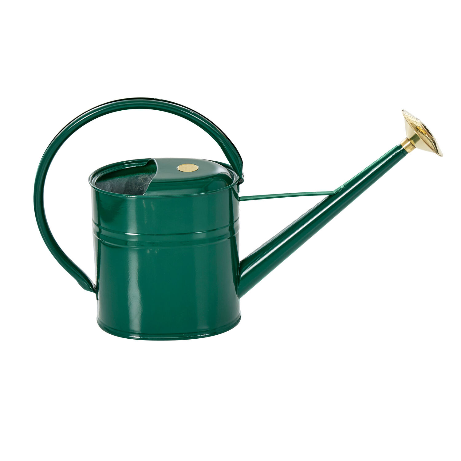 Country watering can 8 l green garpa for Gardening tools watering
